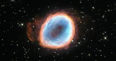 La Nebulosa Planetaria NGC 6565, una estrella en sus momentos finales