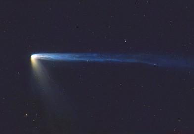 El Cometa C/2014 Q1 PANSTARRS desde Namibia