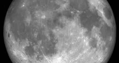 """Este 31 de julio se podrá ver la """"Luna Azul"""", la segunda Luna llena del mes"""