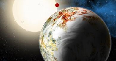 """Astrónomos descubren una nueva clase de planeta: la """"mega-Tierra"""""""