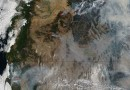 Incendios forestales en Washington, Oregón, Idaho y California