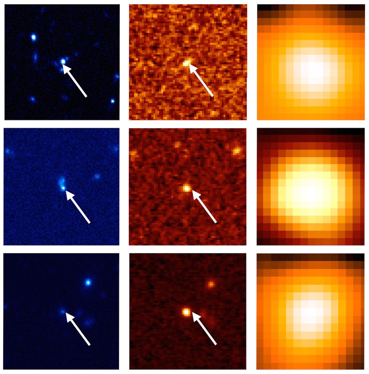 Astrónomos descubren 48 inusuales galaxias oscurecidas por polvo