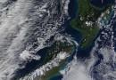 Nueva Zelanda desde el espacio