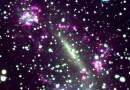 Descubren la colisión galáctica más cercana a la Vía Láctea
