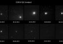 Diez fotografías del Cometa C/2014 Q2 Lovejoy desde Alemania