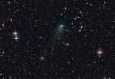 Foto del Cometa C/2015 F4 (Jacques) desde Alemania