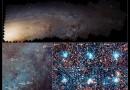 El Telescopio Hubble revela cómo se forman las estrellas en la Galaxia de Andrómeda