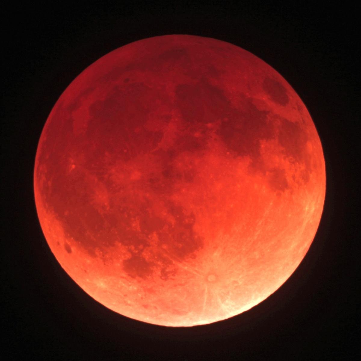 Este 27 28 de septiembre se producir un eclipse total for Que fase lunar hay hoy