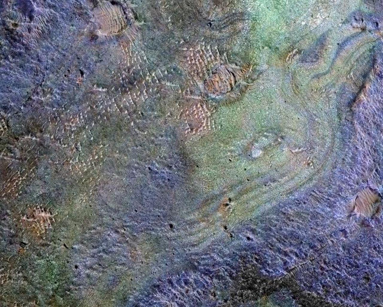 ¿Qué le ocurrió a la atmósfera de Marte? Un nuevo estudio descarta...