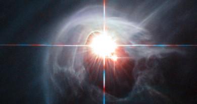 El anillo de polvo del sistema cuádruple DI – Cha