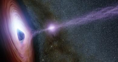 Astrónomos observan una gigantesca erupción de rayos X de un agujero negro