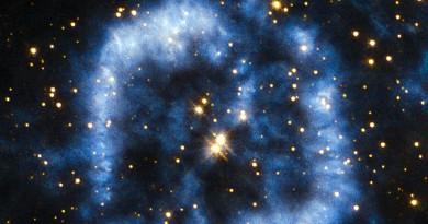 La nebulosa planetaria Menzel 2: una estrella que agoniza