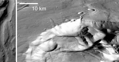 Nueva hipótesis sobre el origen de las mega-inundaciones en Marte