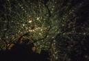 Tokio, Japón, desde la Estación Espacial Internacional