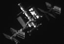 Foto de la Estación Espacial Internacional desde Nueva York, EE. UU.