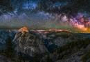 La Vía Láctea desde California