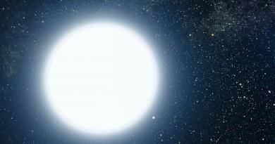 Descubren a la estrella enana blanca más caliente de la Vía Láctea