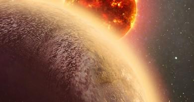 Descubren un exoplaneta rocoso similar a Venus