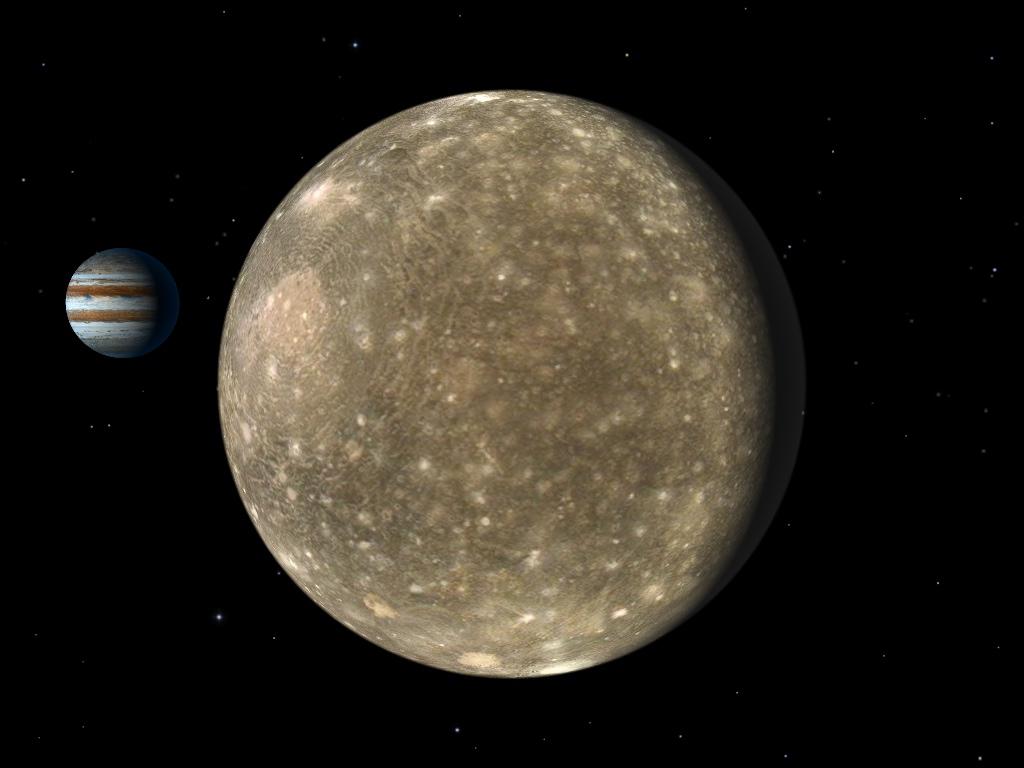 Júpiter expulsó a un planeta del Sistema Solar hace cuatro mil...