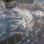 La Cordillera del Himalaya desde la Estación Espacial Internacional