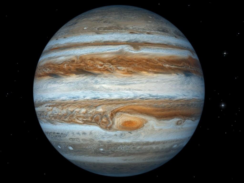 Sistema Solar hace cuatro mil millones de años – El Universo Hoy