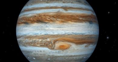 Júpiter expulsó a un planeta del Sistema Solar hace cuatro mil millones de años
