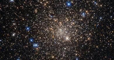 El cúmulo globular Terzan 1: un hogar de miles de estrellas viejas