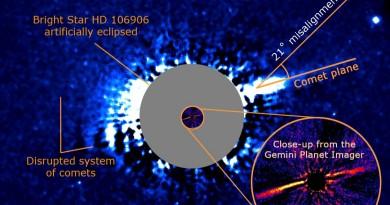 Un exoplaneta que probablemente fue expulsado de su 'barrio estelar'
