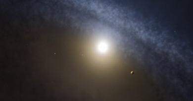 El Observatorio ALMA revela zonas de formación planetaria