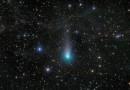El Cometa C/2014 S2 PANSTARRS desde Austria