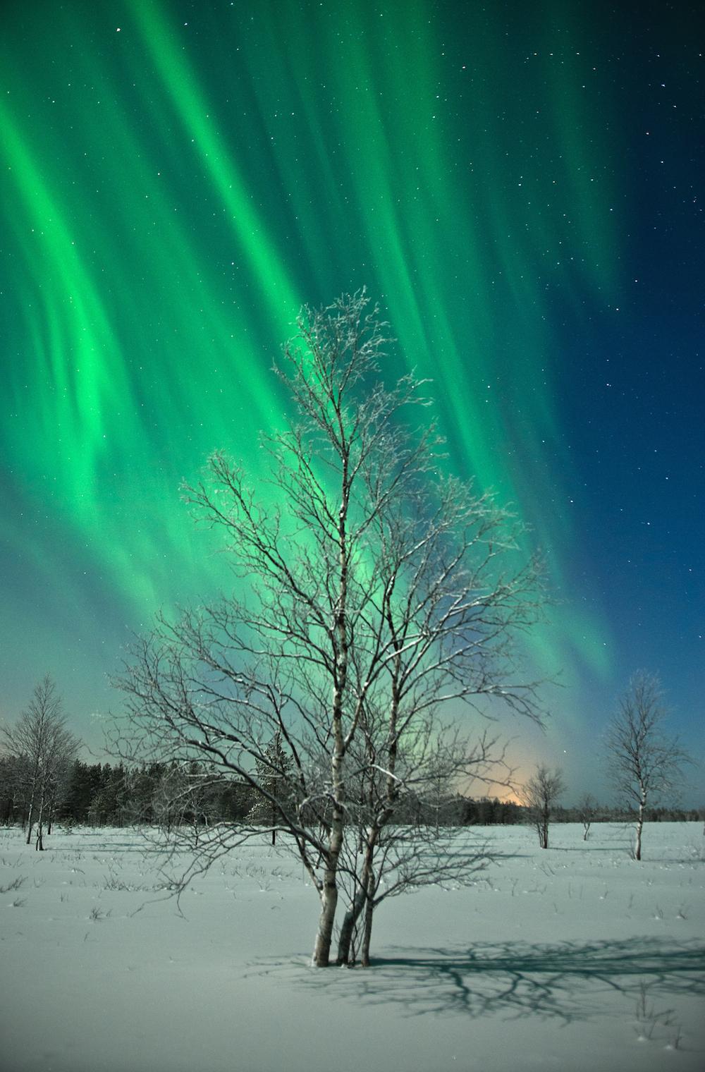 Pudasjarvi Finland  City new picture : Auroras boreales desde Pudasjärvi, Finlandia – El Universo Hoy