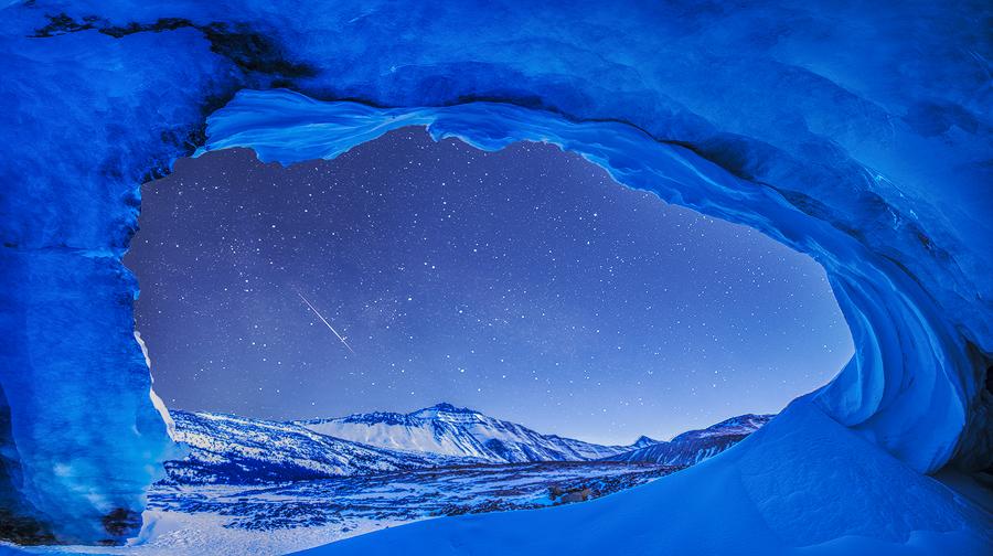 Imagen de una cuadrántida desde Alberta, Canadá – El Universo Hoy