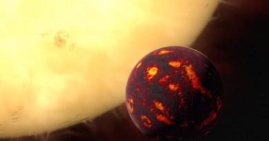 Astrónomos analizan por primera vez la atmósfera de una 'supertierra'