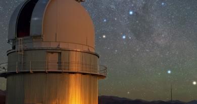 Alfa Centauri: el sistema estelar más cercano a nosotros