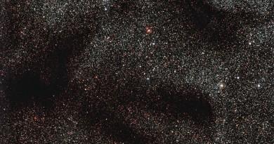 La nube oscura LDN 1768: una guardería de protoestrellas