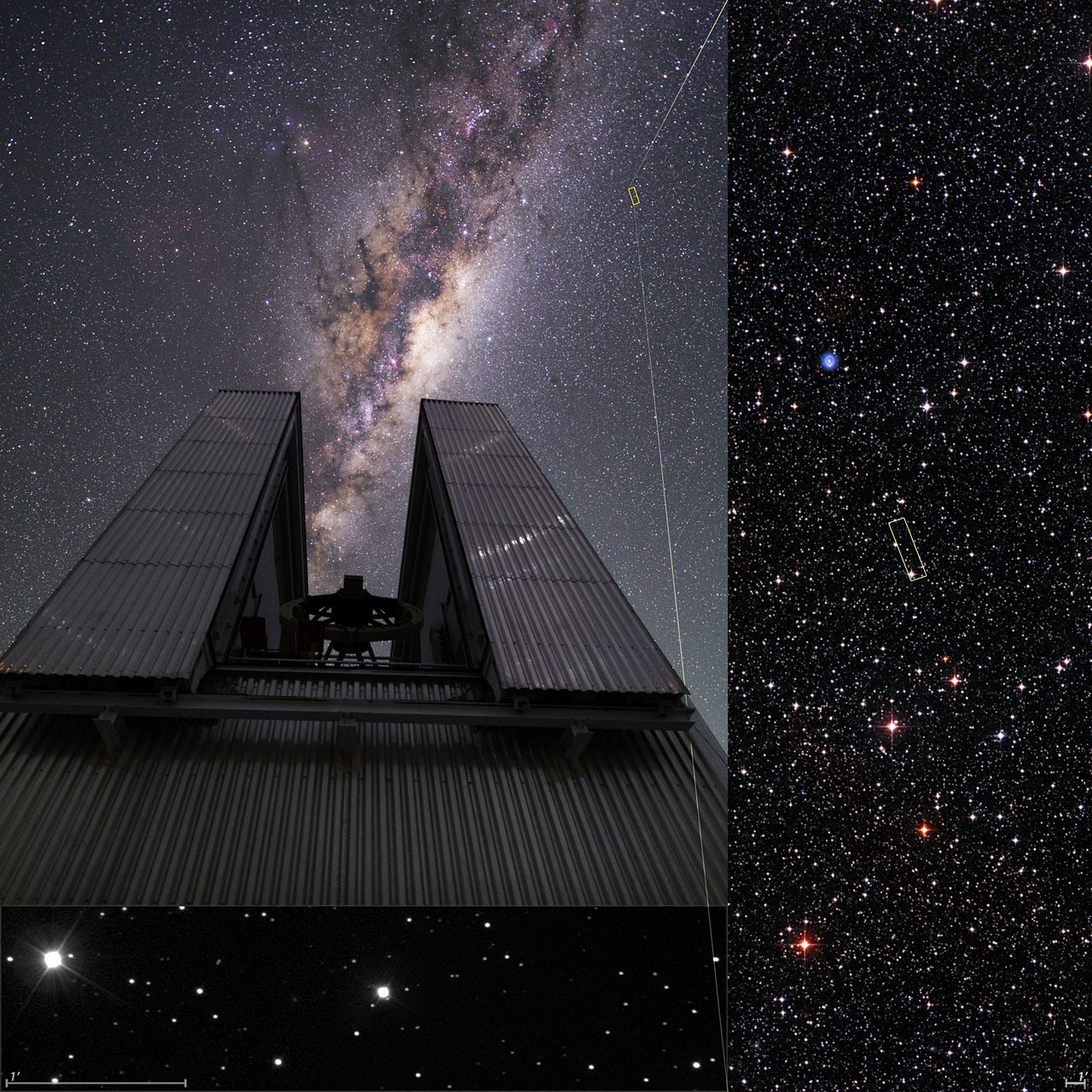 2MASS J18082002-5104378: una de las estrellas más antiguas de la...