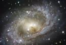 El agujero negro supermasivo de la galaxia NGC 6300
