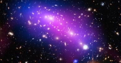 MACS J0416: un impresionante caleidoscopio cósmico