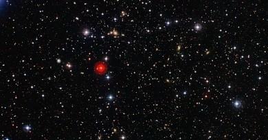 El supercúmulo galáctico Abell 901/902