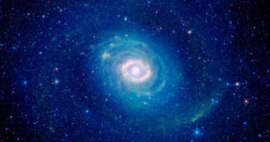 El anillo de fuego de la galaxia M94: una región frenética de formación estelar