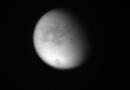 Imagen de Titán tomada por la sonda Cassini (31-marzo-2016)