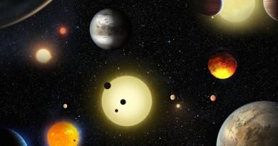 Se ha confirmado el descubrimiento de 1.284 exoplanetas