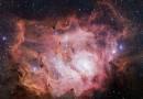 Las guarderías estelares de la Nebulosa de la Laguna