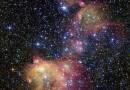 La Nebulosa LHA 120-N55, un ejemplo de ornamentación estelar