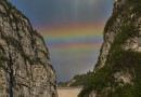 Arcoíris supernumerario desde Véneto, Italia