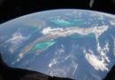 Cuba, las Bahamas y la península de Florida desde la ISS