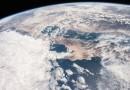 La península de Baja California y el noroeste de México desde la ISS