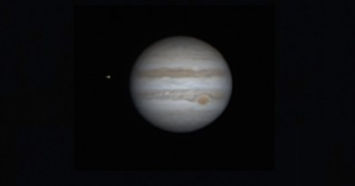 Imagen de Júpiter e Ío