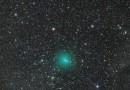 Imagen del Cometa 252P/LINEAR desde Japón