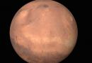Marte estará en oposición con el Sol el próximo 22 de mayo